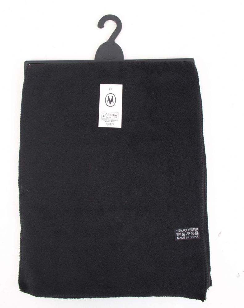 Fleece scarf winter scarf  (HT15-SCR230530)